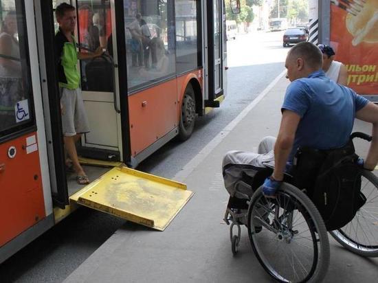 Кировские остановки сделают доступными для маломобильных граждан