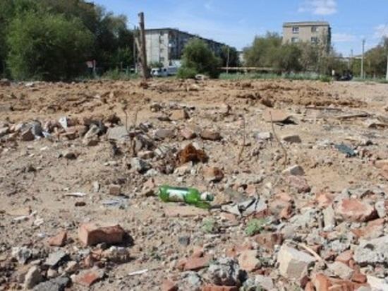 В Трусовском районе Астрахани мусор был, есть и будет?