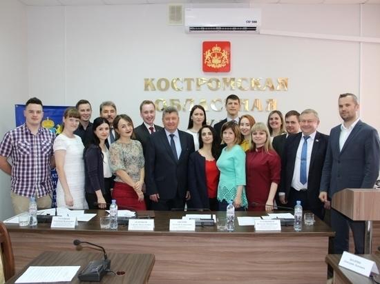 В Костромской области соберется новый созыв молодых парламентариев
