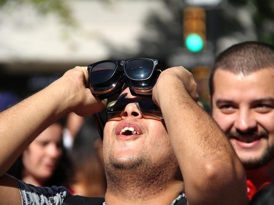 Россияне смогут наблюдать солнечное затмение 11 августа