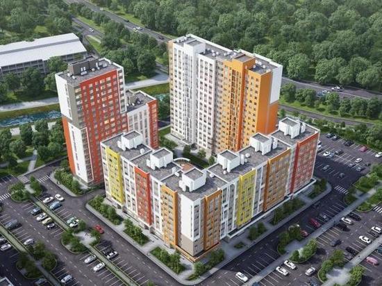 Продажи третьего квартала стартовали в жилом комплексе «Новая Кузнечиха»