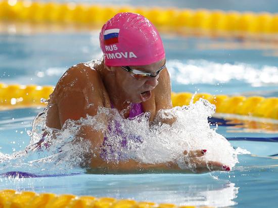 Сборная России по плаванию выиграла чемпионат Европы в Глазго