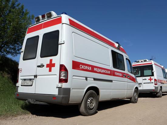 В Подмосковье после смерти водителя пострадали шестеро детей