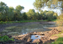 В Серпухове преобразят Серпейский пруд