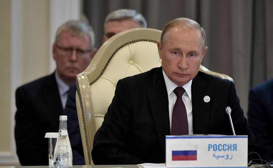 РФ и еще 4 страны подписали Конвенцию остатусе Каспия