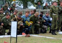В Тверской области перезахоронили более 300 воинов, погибших в годы войны