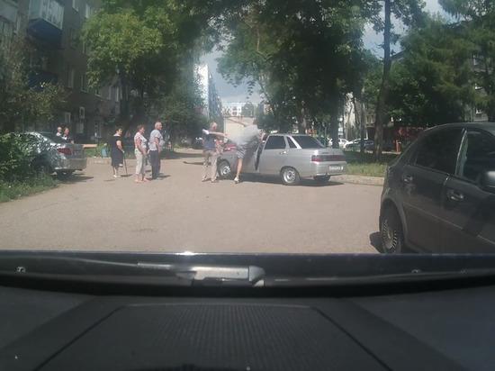Видео избиения пенсионера башкирским лихачом возмутило соцсети