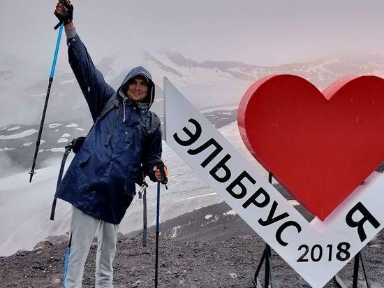 Врач из Пыть-Яха покорил вершину Эльбруса