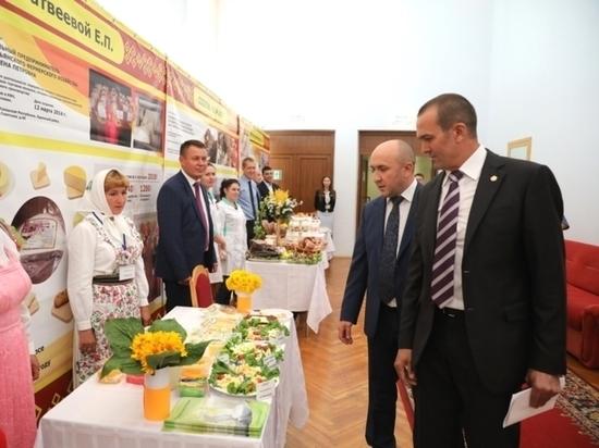 Состоялся съезд крестьянских хозяйств и кооперативов