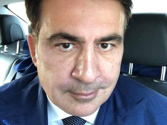 """Саакашвили рассказал о """"папке дел"""", заведенных в США на Порошенко"""
