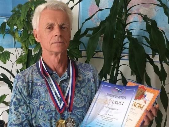 Кировские ветераны заняли ряд призовых мест на чемпионате России
