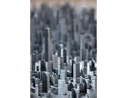 Иллюзия поразила интернет-пользователей: небоскрёбы в домашних условиях