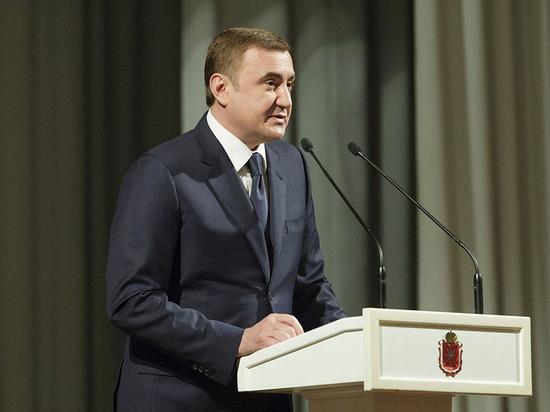 Тульский губернатор занял 12-ое место врейтинге «Медиалогии»