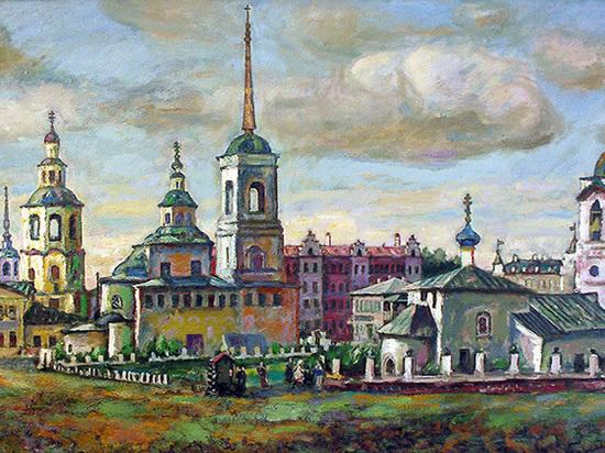 Творчество Корбакова изменило историю Вологды