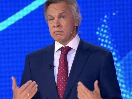 Пушков прокомментировал слова Вайкуле о Крыме