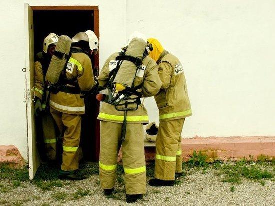 В Приморье потушили 11 техногенных пожаров