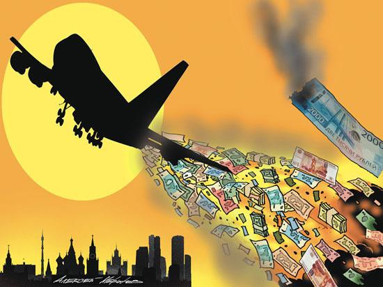 """Рубль обрушит цены на авиабилеты за рубеж через неделю: """"занавес"""""""