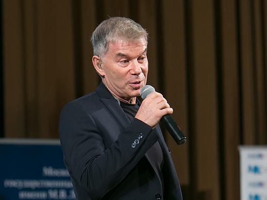 Олег Газманов: Российская Федерация дала Лайме Вайкуле все