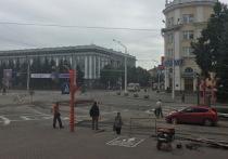 В Кемерове закроют дорогу возле Главпочтамта