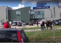 В торговом центре Обнинска ищут бомбу