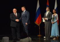 В Костроме наградили жителей, внесших значительный вклад в развитие региона