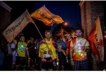 В Серпухове более сотни спортсменов поучаствовали в массовом забеге