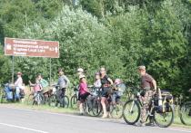 Тульские подростки прошли на велосипедах Засечную черту