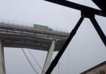 Подробности обрушения моста в Генуе, унесшего десятки жизней: люди оказались заперты