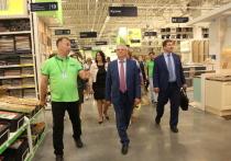 Гипермаркет «Леруа Мерлен» открылся в Нижнем Новгороде