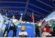 На Ставрополье проходит Северо-Кавказский молодежный форум «Машук»