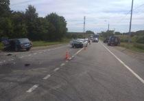В Серпуховском районе водитель скончался на месте ДТП