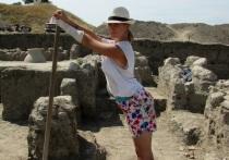 Один день археолога на Кубани