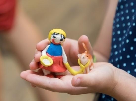 Реабилитацию через создание мультиков проходят волгоградские дети