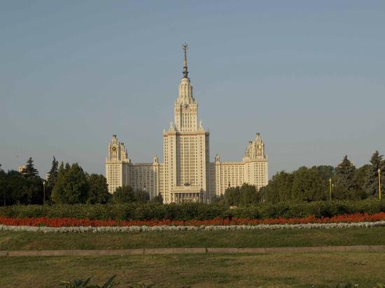МГУ улучшил позицию в топ-100 Шанхайского рейтинга университетов