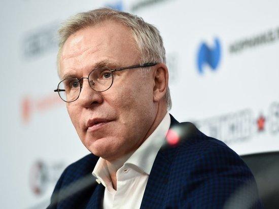 """""""Абсурд и провокация"""": Фетисов прокомментировал исключение хоккея из программы Олимпиады"""