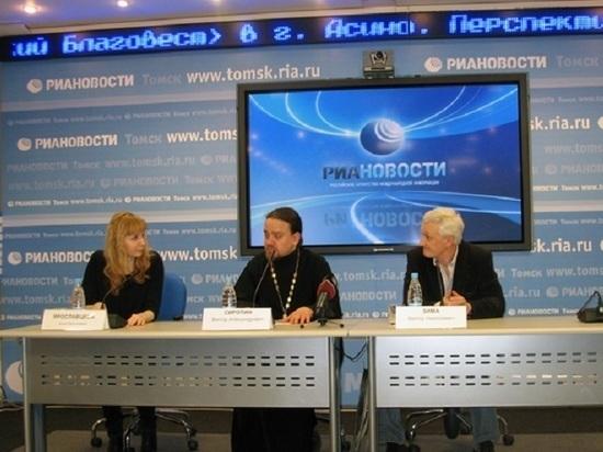 Главный редактор радио «Томский Благовест» стал общественником
