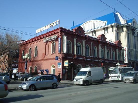 Драка с кавказским «акцентом» случилась напротив томского Белого дома