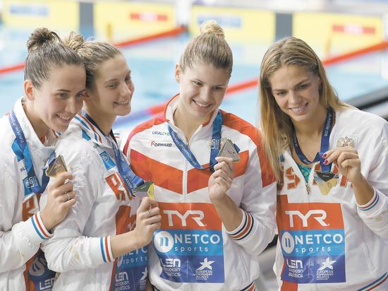 Россия вновь завоевала Европу: золотые итоги объединенного чемпионата