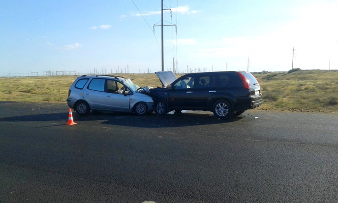 Восемь человек пострадали вкрупном ДТП под Астраханью