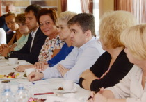 Станислав Воскресенский встретился с общественниками в Шуе