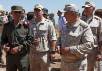 Генерал о сирийских буднях российских военных: террористическую угрозу исключить невозможно