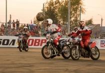 Ковров стал местом европейских мотобольных страстей