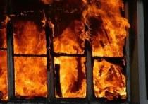 В Кирсанове сотрудник ГИБДД спас из пожара пожилую женщину