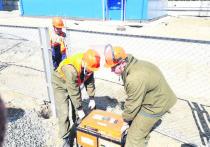 Студенты из СурГУ потрудились на объекте электросетевого комплекса