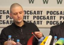 Удальцова арестовали за то, что он жжет: оппозиционер объявил голодовку