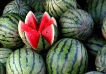 Роскачество сравнило арбузы в супермаркете и на рынке Твери