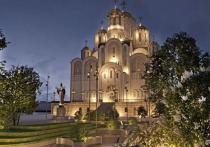 Опубликован проект Храма-на-Драме, судьбу которого будут решать на градсовете губернатора