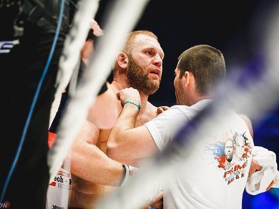 Боец Харитонов прокомментировал возможный бой с Нельсоном на Bellator 207
