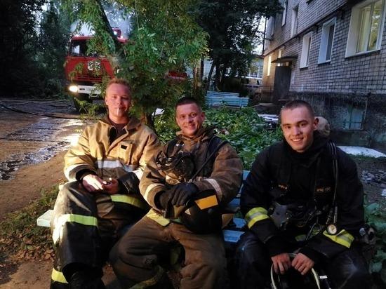 Кировские спасатели начали публиковать уникальные кадры в Instagram