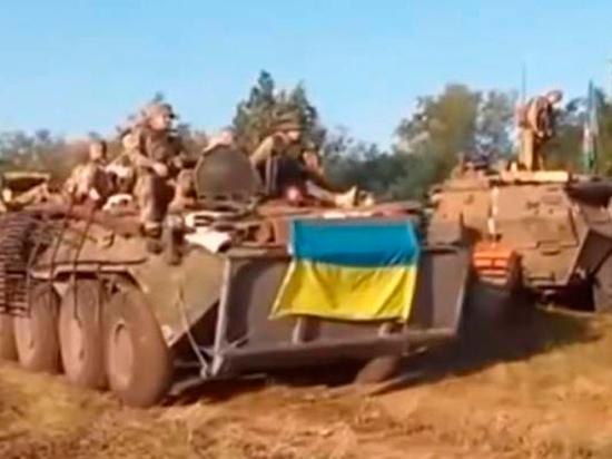 """Эксперт высмеял """"успешную"""" танковую атаку ВСУ на Донбассе"""